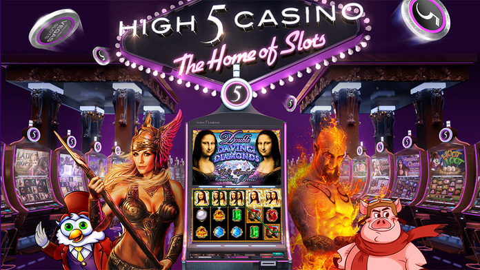 High 5: Amazing Pokie With Wild Features