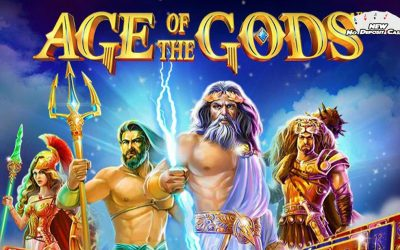 Pray For More Win From Hall Of Gods Slot